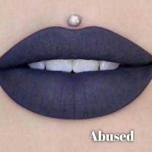 "🖤JSC Mini Velour Liquid Lipstick,""Abused"""